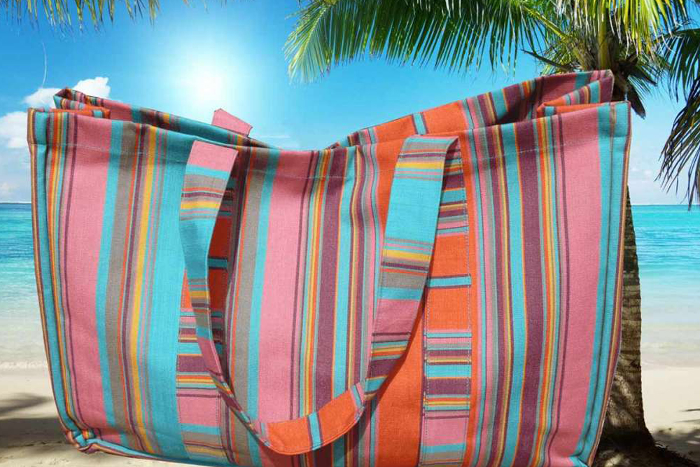 Beach bags to have this summer